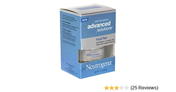 Neutrogena facial peel reviews