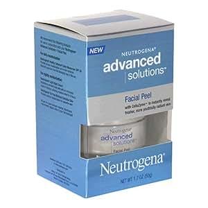 Advanced ingredients peel solutions neutrogena facial