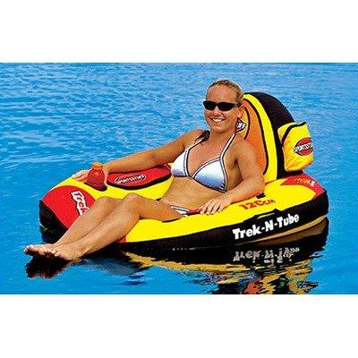 Trek N Tube Water Raft with Optional LP1 Hand Pump by SportsStuff