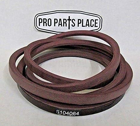 Amazon com: ProPartsPlace New OEM SPEC Deck Belt Snapper