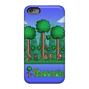 Best Cell-phone Hard Covers For Apple Iphone 6 Plus (uwb16717uYPK) Unique Design Lifelike Terraria Adventure Pictures