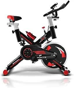 Bicicleta de Spinning Gk-706 de 13Kg de Disco de Inercia: Amazon ...