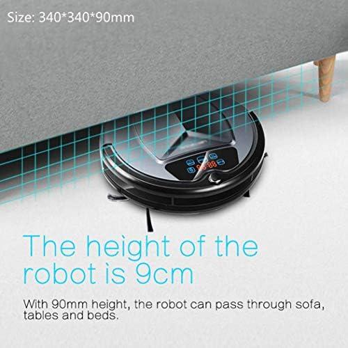 Mécanique Formule Robot Balayer ultra-mince Sourdine Aspirateur haute capacité Nettoyant anti-collision LMMS
