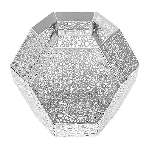 Tom-Dixon Etch Tea Light Holder - Stainless Steel ()