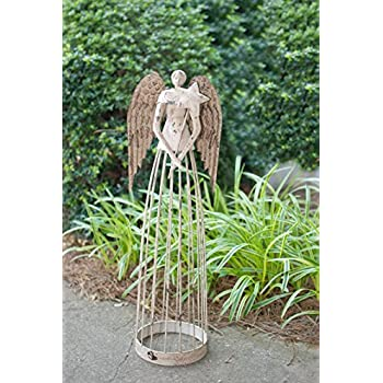 Amazon.com : Large Metal Butterfly Garden Sculpture/Stake