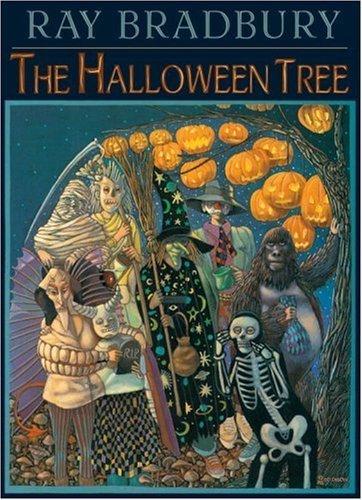 The Halloween Tree by Ray Bradbury (1972-01-01) -
