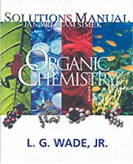 Organic chemistry 5th edition leroy g wade 9780130338327 organic chemistry fifth edition solutions manual fandeluxe Images