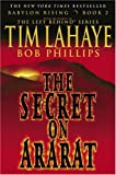 The Secret on Ararat, Tim LaHaye and Bob Phillips, 0553383507