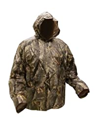 Coleman Mens Apparel Camo 10mm PVC Rain Suit Advantage Realtree Ap