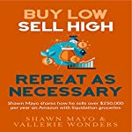 Buy Low, Sell High, Repeat as Necessary: Shawn Mayo Shares How He Sells Over $250,000 Per Year on Amazon with Liquidation Groceries | Vallerie Wonders,Shawn Mayo