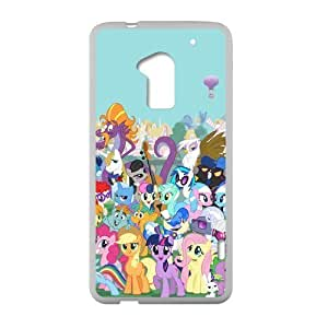 My Little Pony Personalized Custom Case For HTC One Max