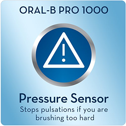 Large Product Image of Oral-B White Pro 1000 Power Rechargeable Toothbrush Powered by Braun