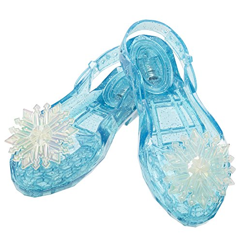 Frozen Disney Elsa Blue Shoes