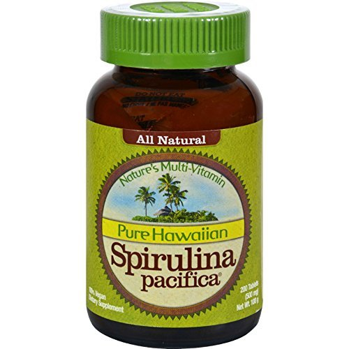 Cheap Nutrex Spirulina 500mg