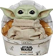 Mattel Star Wars, Figura Yoda de The Child, Juguete de Peluche para niños de 3 años en adelante