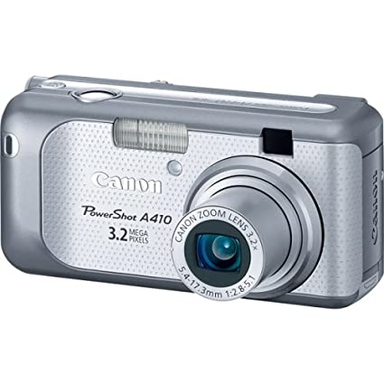 CANON A410 POWERSHOT DRIVERS FOR WINDOWS MAC