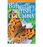 Butterflies of British Columbia by John Acorn front cover