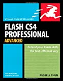 img - for Flash CS4 Professional Advanced for Windows and Macintosh: Visual QuickPro Guide book / textbook / text book