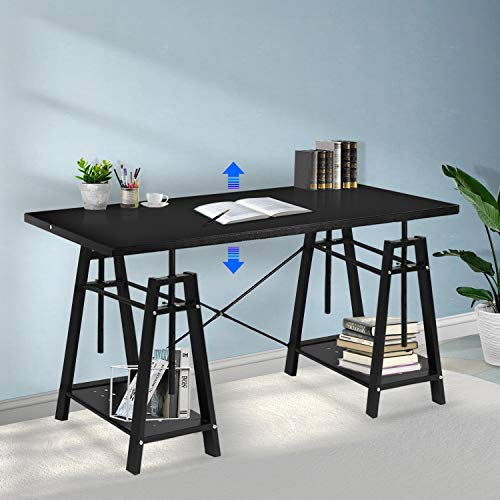 JOO LIFE  Trestle Desk