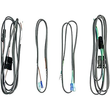 amazon com  j u0026m audio rear speaker wiring harness kit for