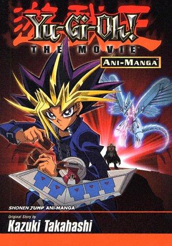 Yu-Gi-Oh! The Movie Ani-Manga w/o Trading Card