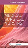 img - for Clinical Companion for Medical-Surgical Nursing: Patient-Centered Collaborative Care, 8e book / textbook / text book