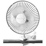 Air King 9145 6-Inch 2-Speed Clip-On Fan