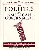The Politics of American Government, Wayne, Stephen J., 0312095600