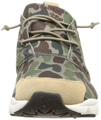 Cement Camo sage Reebok Furylite Sneaker Herren silverygreen fOwTxn