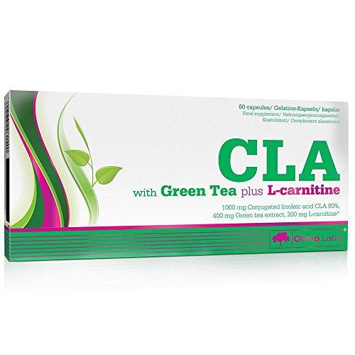 Olimp CLA + Green Tea + Carnitin