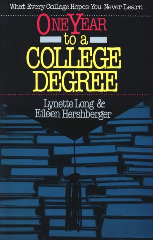 One Year to a College Degree