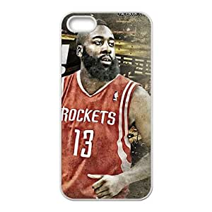 YYYT Huston Rocket Basketball James White Phone Case for Iphone 5s