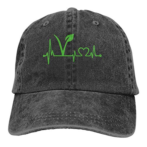 Vegetarian Heart Beat Cap