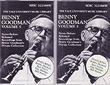 The Yale University Music Library - Benny Goodman - Volume 5