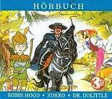 Robin Hood, Zorro, Dr. Dolittle