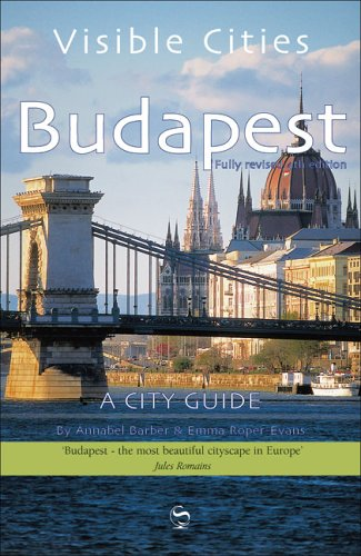 Visible Cities Budapest (Visible Cities Guidebook series)