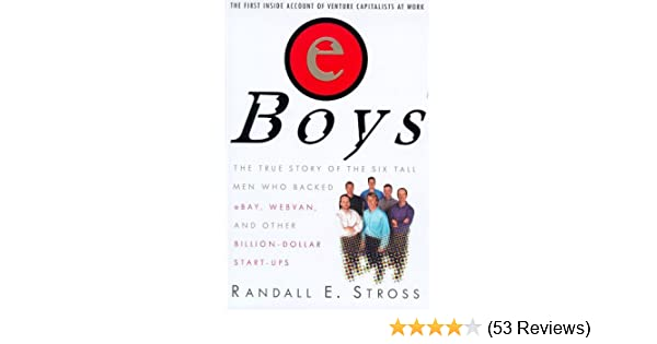 eboys the first inside account of venture capitalists at work