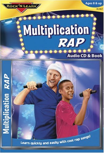 Multiplication Rap (Rock 'N Learn)