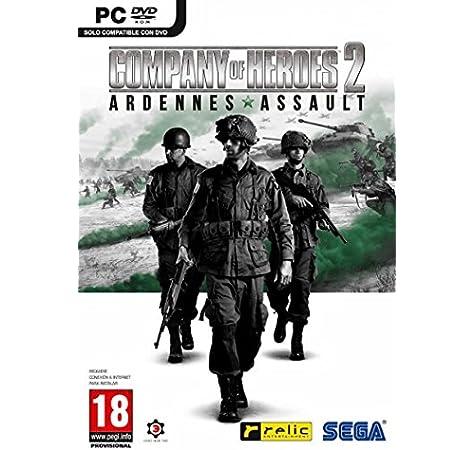 Company of Heroes 2: Ardennes Assault: Amazon.es: Videojuegos