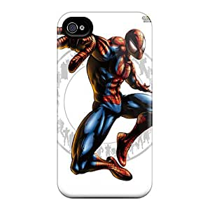 Cases Covers Marvel Vs Capcom Spider Man/ Fashionable Cases For Iphone 6