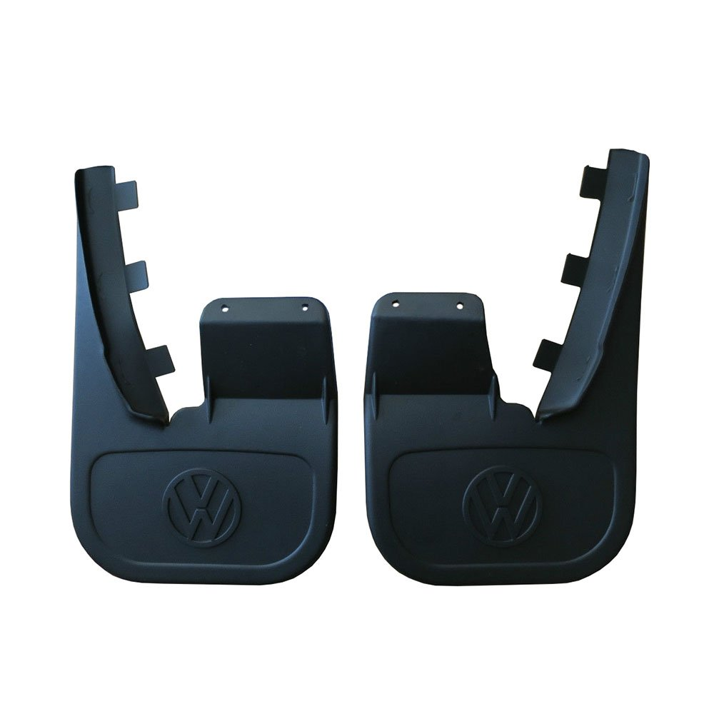Front Splash Guards Left Right PAIR 701075111B