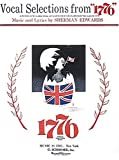 1776 Vocal Selections, S. Edwards, 0793524857
