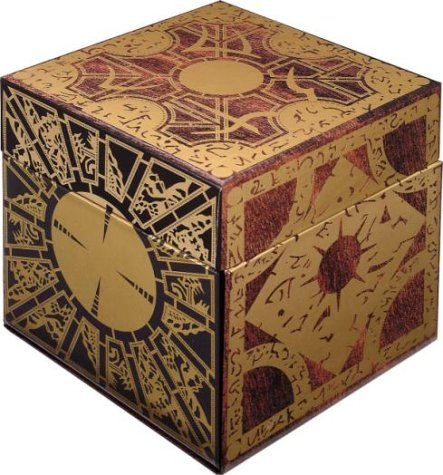 (Hellraiser Limited Edition Puzzle Box Set [DVD] (1987))