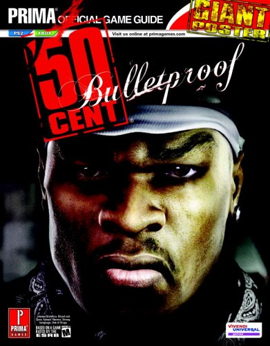 50 Cent: Bulletproof (Prima Official Game Guide)