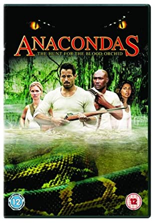 Anacondas 2 The Hunt for the Blood Orchid 2004 BRRip 720p 1.1GB [Telugu-Tamil-Hindi-Eng] MKV