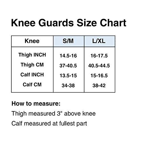 Fox Racing Launch Pro MTB Knee/Shin Guard, Black, Small/Medium by Fox (Image #4)