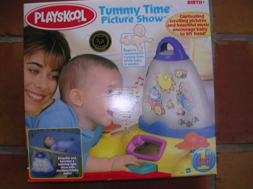Playskool Tummy Time Picture Show ; Oppenheimer Best Toy Award Gold Seal (Picture Playskool)
