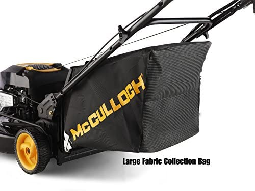 McCulloch Cortacésped M40-110, 2000 W: Amazon.es: Bricolaje y ...