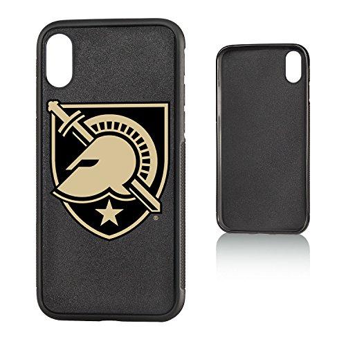 Keyscaper NCAA Army Knights Unisex Apple iPhone Bump Casebump Case, Black, iPhone x by Keyscaper