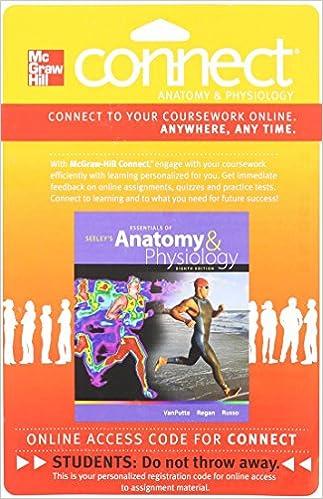 Amazon.com: Connect Anatomy & Physiology 1 Semester Access Card ...